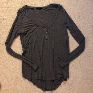 Brany Melville Soft Longsleve T-Shirt